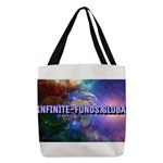 Infinite Funds Global Glow Polyester Tote Bag