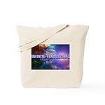 Infinite Funds Global Glow Tote Bag