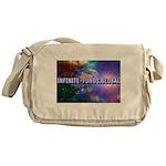 Infinite Funds Global Glow Messenger Bag