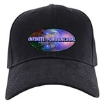 Infinite Funds Global Glow Black Cap With Patch