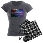 Infinite Funds Global Glow Women's Charcoal Pajama