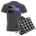 Infinite Funds Global Glow Men's Charcoal Pajamas