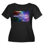 Infinite Funds Global Glow Plus Size T-Shirt