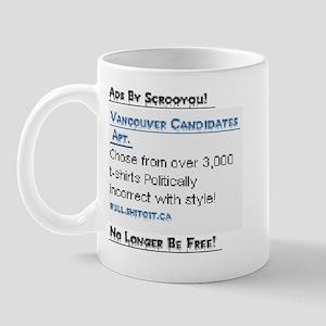 Adsenseless.... Mug