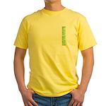 Adsenseless.... Yellow T-Shirt