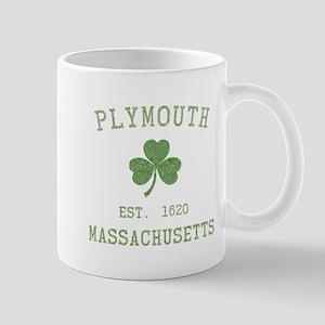 Plymouth MA Mug
