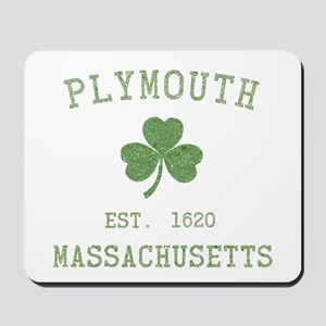 Plymouth MA Mousepad