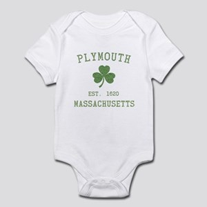 Plymouth MA Infant Bodysuit