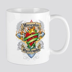 Muscular Dystrophy Cross And Mug