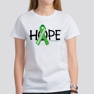 Muscular Dystrophy Hope Women's T-Shirt