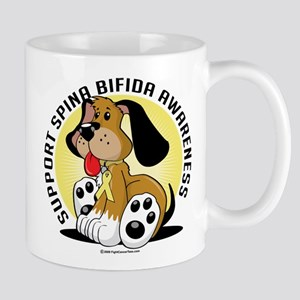 Spina Bifida Dog Mug