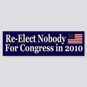 Re-Elect Nobody