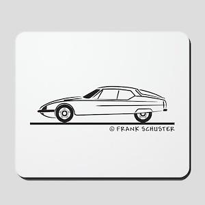Citroen SM Mousepad