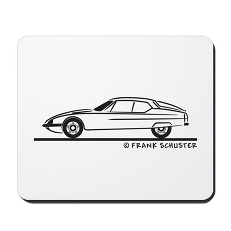 Citroen SM Mousepad