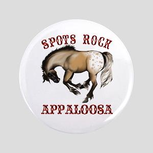 "More Spots Rock Shirt 3.5"" Button"