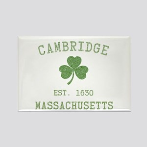 Cambridge MA Rectangle Magnet