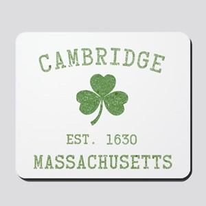 Cambridge MA Mousepad