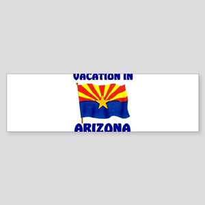 ARIZONA VACATION Sticker (Bumper)