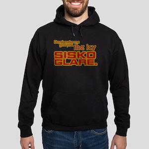 Sisko Glare Hoodie (dark)