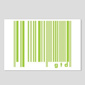 GTD Getting Things Done Postcards (Package of 8)