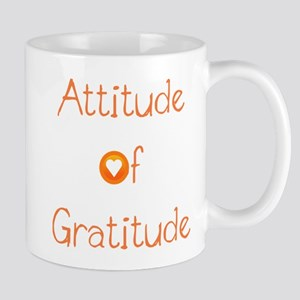 Attitude of Gratitude 11 oz Ceramic Mug