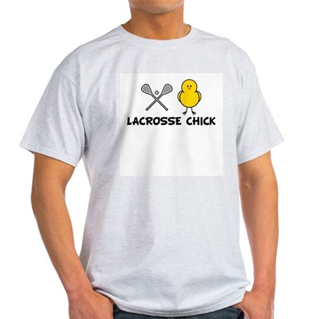 Lacrosse Chick Light T-Shirt