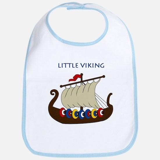 Little Viking Bib