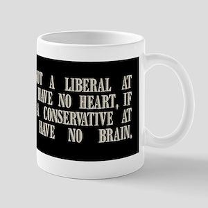 Churchill on Conservatives Mug