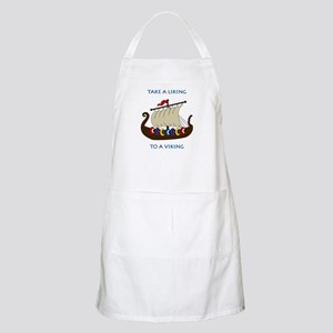 Liking Vikings Apron