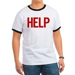 Help (red) Ringer T