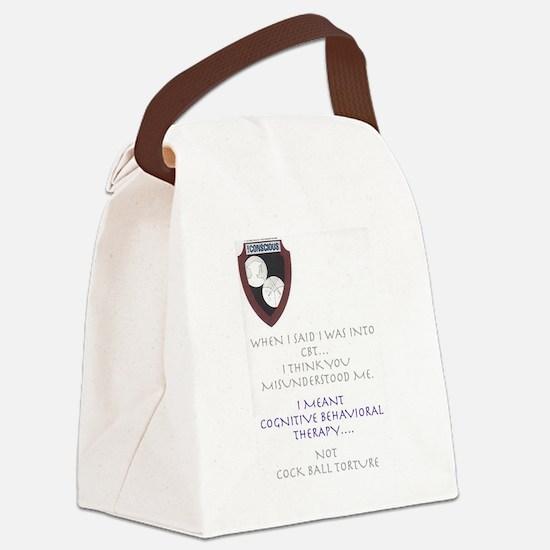 CBT Canvas Lunch Bag