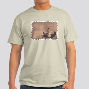 Kutenai Woman 1910 - Light T-Shirt
