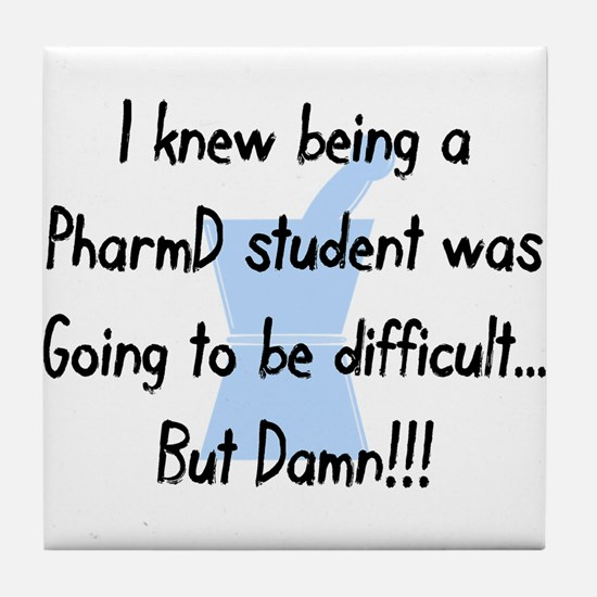 PharmD Tile Coaster