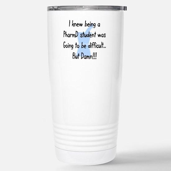 PharmD Stainless Steel Travel Mug