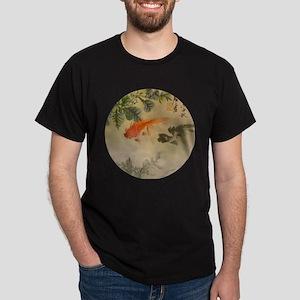 koi fish goldfish Vintage Japanese T-Shirt