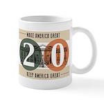 Vote Trump 2020 Mugs