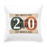 Vote Trump 2020 Everyday Pillow