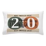Vote Trump 2020 Pillow Case