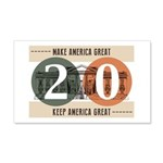 Vote Trump 2020 Wall Decal