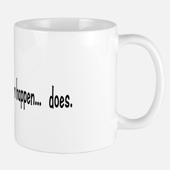 Everything That Can Mug