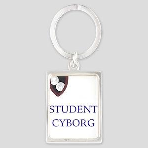 Student Cyborg Keychains