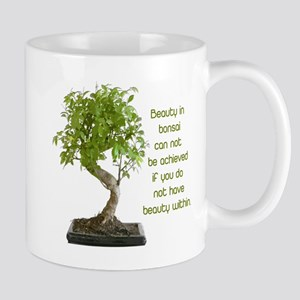 Bonsai Beauty 11 oz Ceramic Mug