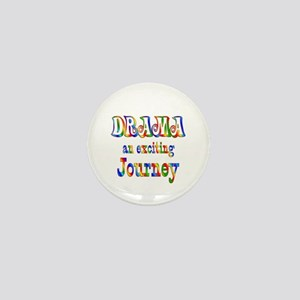 Drama Mini Button