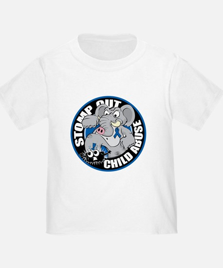 Stomp Out Child Abuse T