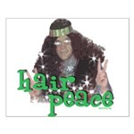 Hair Peace Small Poster