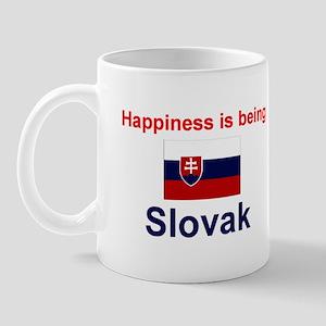 Slovak Happiness Mug
