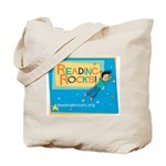 Reading Rocks! Tote Bag