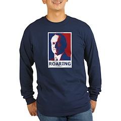 Calvin Coolidge Roaring T
