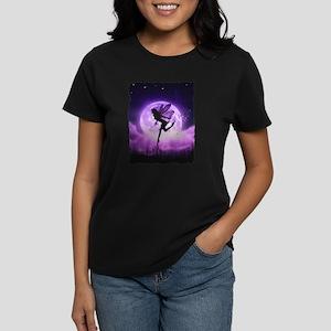 Seeking Serenity Women's Dark T-Shirt