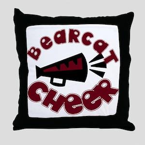 BEARCAT CHEER *9* Throw Pillow